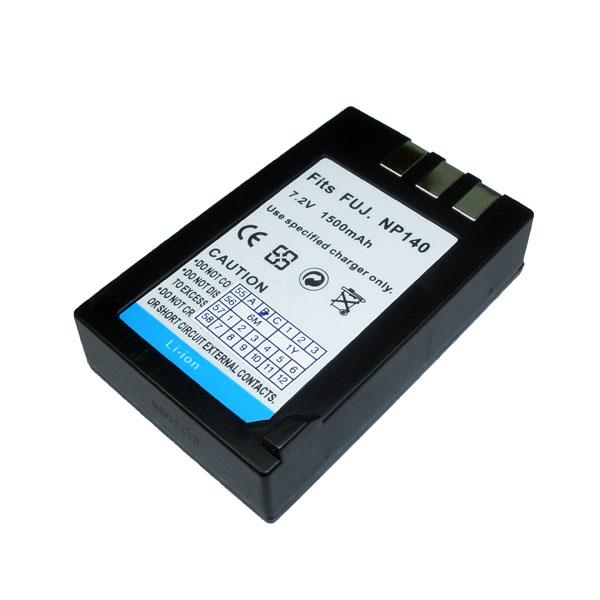 แบตเตอรี่ สำหรับกล้อง Fuji รหัสแบตเตอรี่ NP-140 ความจุ 1150mAh (Battery Camera)