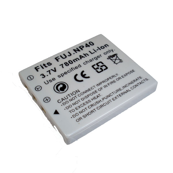 แบตเตอรี่ สำหรับกล้องดิจิตอล Ricoh รหัสแบตเตอรี่ DL-I8 ความจุ 710mAh (Battery Camera)