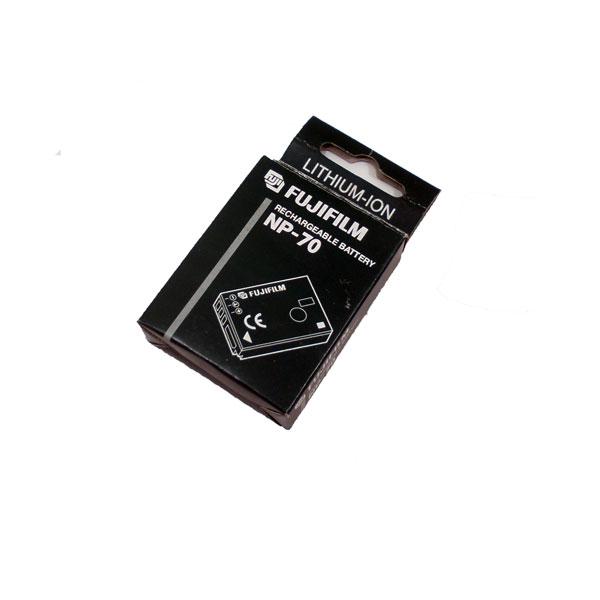 แบตเตอรี่ ยี่ห้อ Fuji รหัสแบตเตอรี่ NP-70 ความจุ 1150mAh รับประกัน 6 เดือน (Battery Camera)