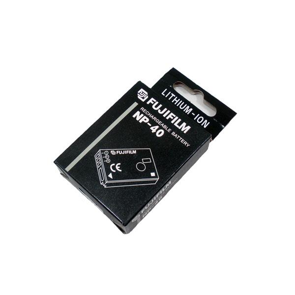 แบตเตอรี่ ยี่ห้อ Fuji รหัสแบตเตอรี่ NP-40 ความจุ 710mAh รับประกัน 6 เดือน (Battery Camera)