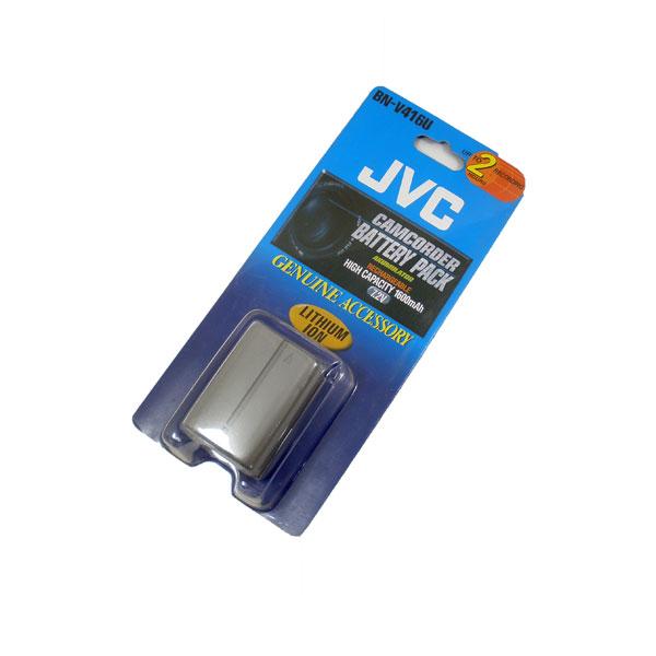 แบตเตอรี่ ยี่ห้อ JVC รหัสแบตเตอรี่ BN-V416 ความจุ 1600mAh รับประกัน 6 เดือน (Battery Camera)