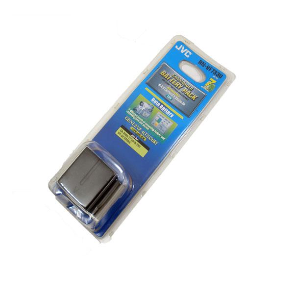 แบตเตอรี่ ยี่ห้อ JVC รหัสแบตเตอรี่ BN-V733 ความจุ 3300mAh รับประกัน 6 เดือน (Battery Camera)