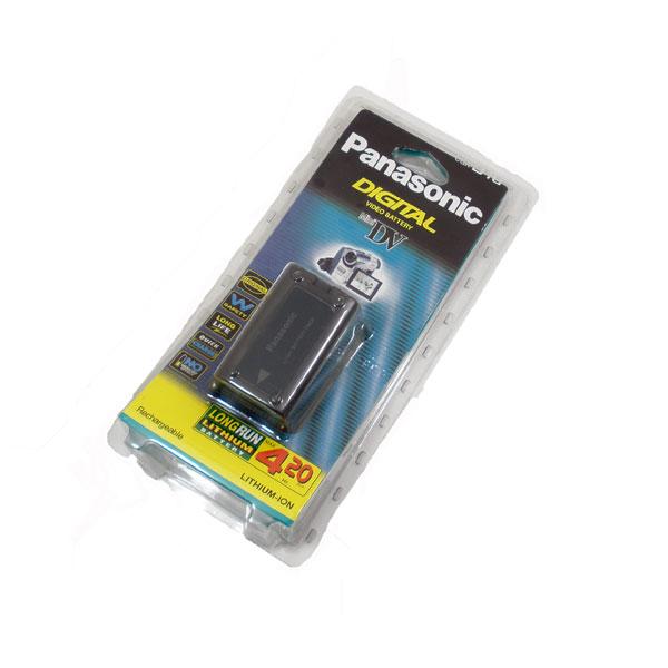 แบตเตอรี่ ยี่ห้อ Panasonic รหัสแบตเตอรี่ D16S (D220) ความจุ 1600mAh (Battery Camera)