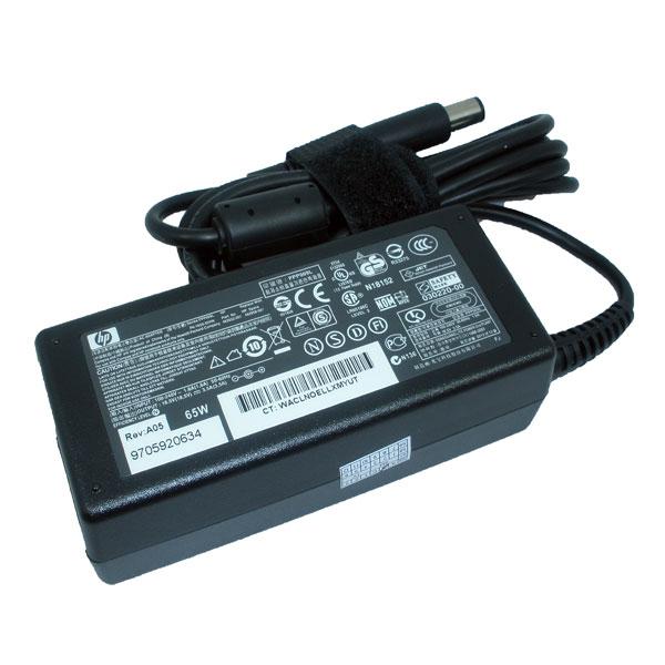 Adapter HP/Compaq 18.5V / 3.5A (หัวเข็ม) ของแท้