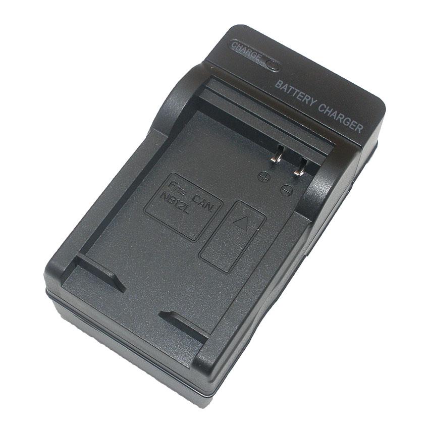 แท่นชาร์จแบตเตอรี่กล้อง Canon รหัส NB-12L ชาร์จไฟบ้าน+ฟรีสายชาร์จในรถยนต์ (Charger Battery)
