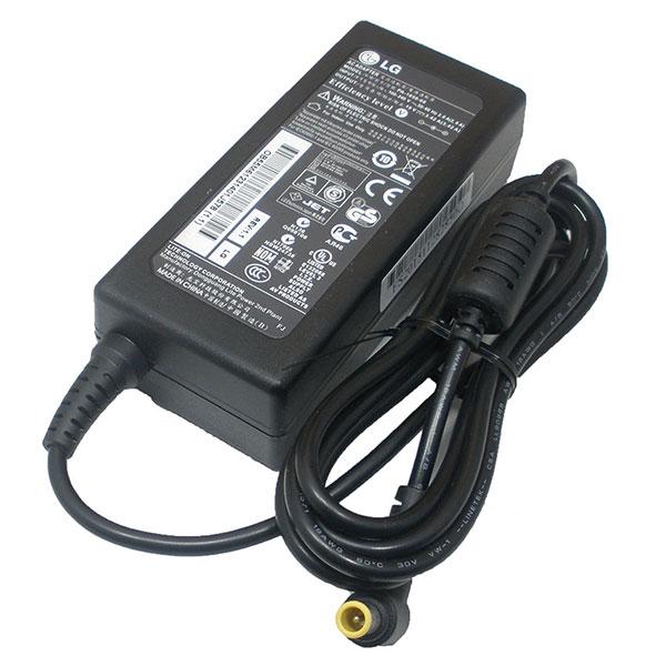 Adapter จอ LCD/LED = LG 19V/3.42A หัวเข็ม (6.5*4.4mm) ของแท้ รับประกัน 1 ปี