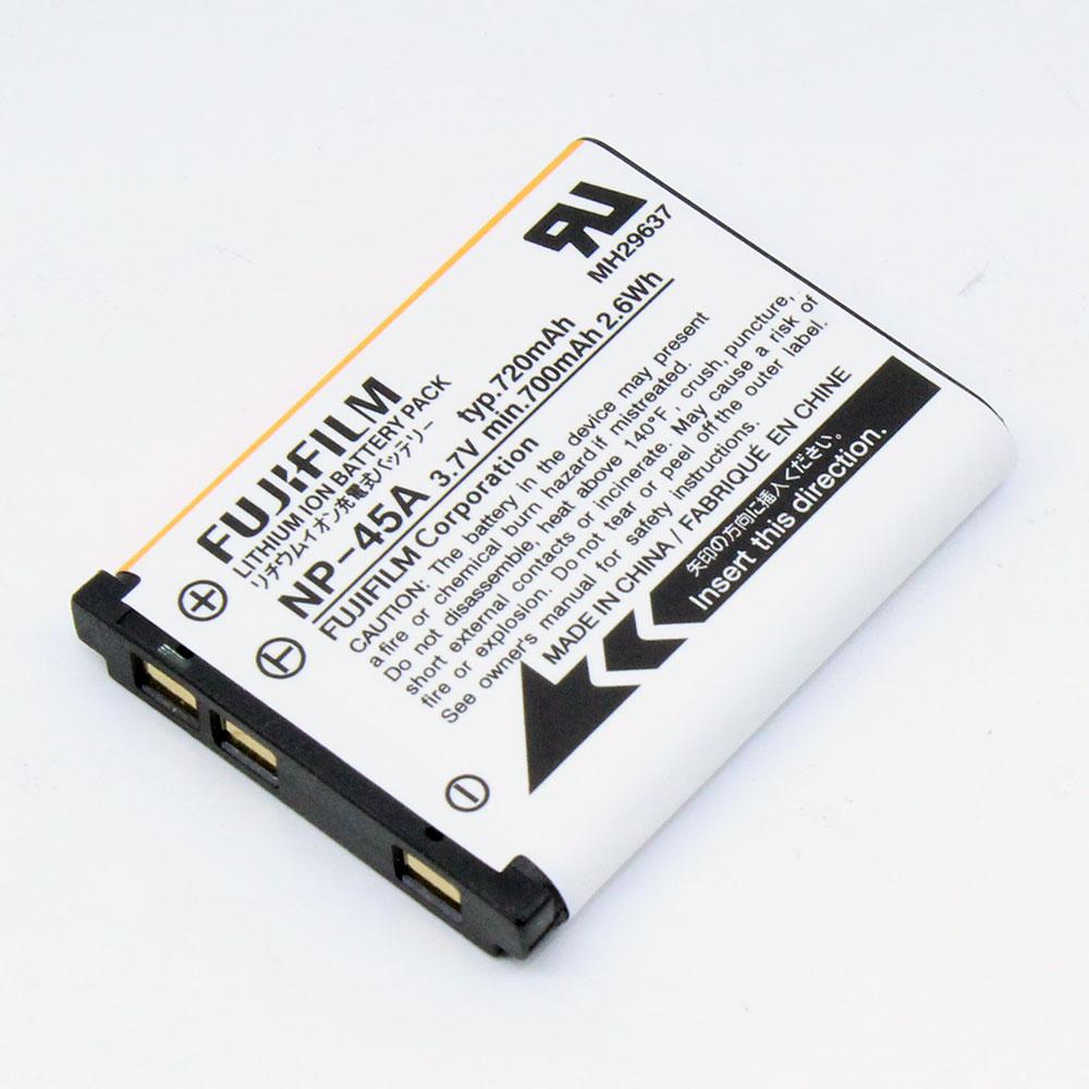 แบตเตอรี่ ยี่ห้อ Fuji รหัสแบตเตอรี่ NP-45A ความจุ 700mAh รับประกัน 6 เดือน (Battery Camera)