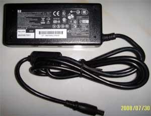 Adapter Notebook สำหรับ HP/Compaq =18.5V/3.5A หัวเข็ม(7.4*5.0mm) (สายชาร์จ/อะแดปเตอร์)