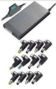 Adapter Notebook Universal 90W (ชาร์จได้หลายรุ่น) ชาร์จไฟในบ้าน + ชาร์จไฟในรถยนต์