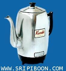กาต้มน้ำร้อน KANDO เคนโด้ รุ่น K-244  ขนาด 1.25 ลิตร