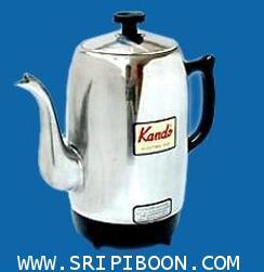 กาต้มน้ำไฟฟ้า KANDO เคนโด้ รุ่น K-243  ขนาด 1.75 ลิตร