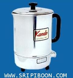 กาต้มน้ำร้อนไฟฟ้า KANDO เคนโด้ รุ่น K-200  ขนาด 2.0  ลิตร