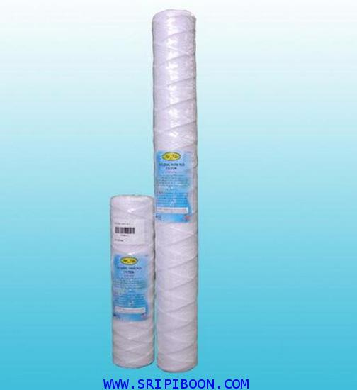 ไส้กรองเชือก แบรนด์ PETT รุ่น SPY 01-10 ขนาด ยาว 10quot;
