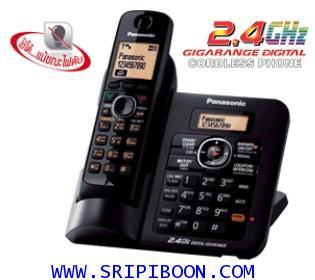 โทรศัพท์ไร้สาย PANASONIC พานาโซนิค รุ่น KX-TG3821BX