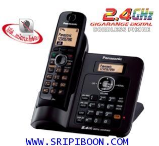 โทรศัพท์ไร้สาย PANASONIC พานาโซนิค รุ่น KX-TG3811BX