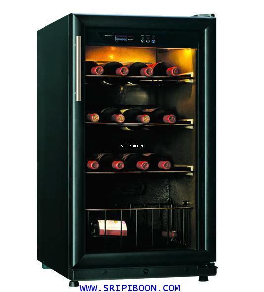 ตู้แช่ไวน์ PANASONIC พานาโซนิค SBC-P245K ขนาด 3.7 คิว บรรจุได้ 24 ขวด บริการจัดส่งถึงบ้าน!.