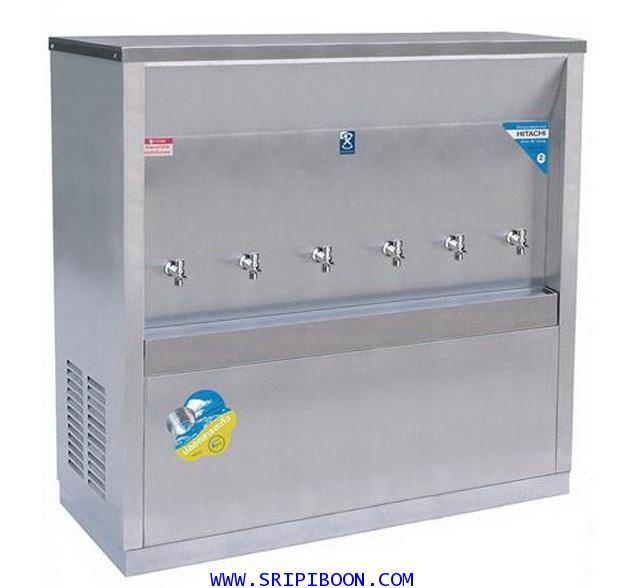 ตู้ทำน้ำเย็น แบบ ต่อท่อประปา MAXCOOL แม็คคูล รุ่น MC-6P แบบแผงรังผึ้ง (ราคาลดสอบถาม) EI9XX