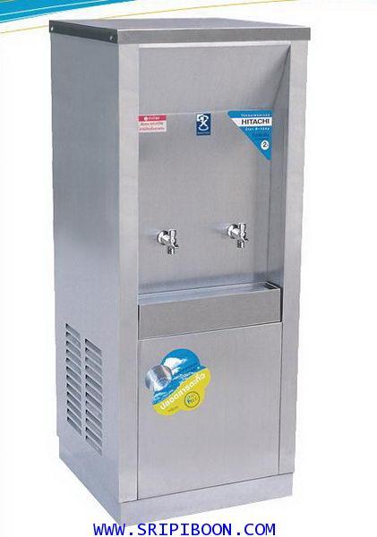 ตู้ทำน้ำเย็น ต่อท่อประปา MAXCOOL แม็คคูล รุ่น MC-2PW  2 หัวก๊อก แบบแผงความร้อน AE7XX
