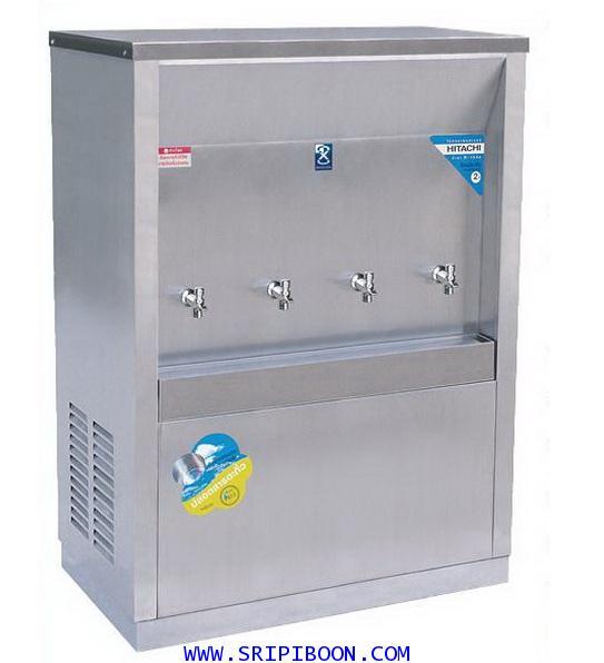 ตู้ทำน้ำเย็น แบบ ต่อท่อประปา MAXCOOL แม็คคูล รุ่น MC-4PW  4 หัวก๊อก แบบแผงความร้อน  (ราคาลดสอบถาม)