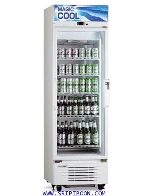 ตู้แช่ เนื้อสด ตู้แช่เบียร์ Soft Freezer PANASONIC พานาโซนิค SBC-PF330TH (-5องศา) ขนาด 11.6 คิว