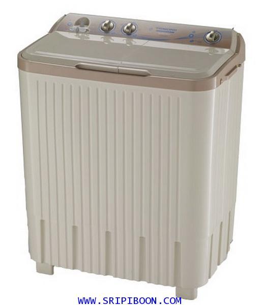 เครื่องซักผ้า 2 ถัง ไตรมอน  TRIMOND TWM-S90A ขนาด 9.0  กก.