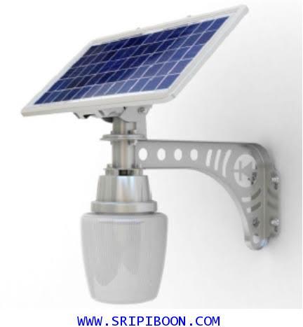 โคมไฟพลังงานแสงอาทิตย์ ENOVA อีโนว่า รุ่น SG- 1 (5V- 10W) ระยะความสูง 2-3 เมตร