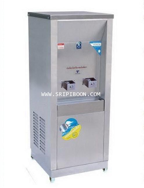ตู้ทำน้ำเย็น แบบ ต่อท่อประปา MAXCOOL แม็คคูล รุ่น MC-2P 2หัว (ก๊อกพิเศษ) แบบแผงรังผึ้ง AI9XX