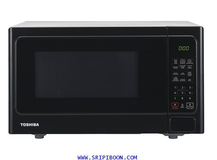 เตาอบไมโครเวฟ TOSHIBA โตชิบ้า ER-SGS25(K)TH ขนาด 25 ลิตร