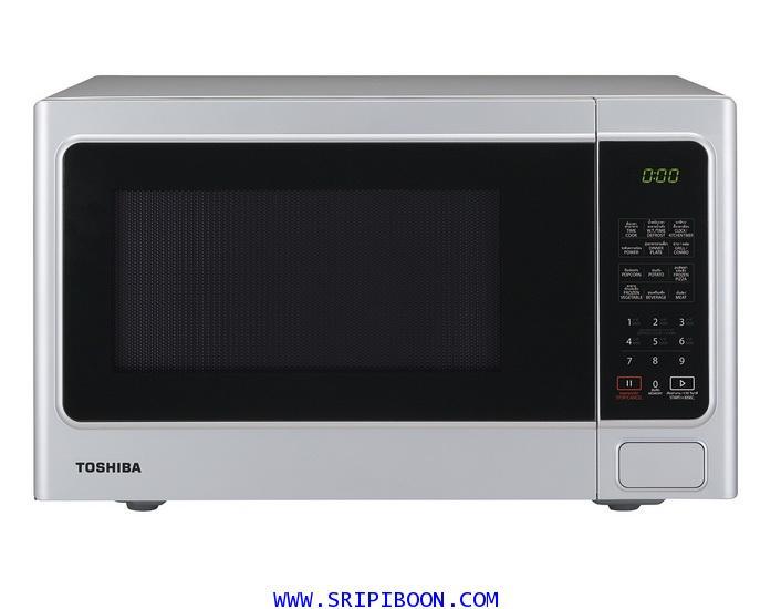 เตาอบไมโครเวฟ TOSHIBA โตชิบ้า ER-SGS34(S)TH ขนาด 34 ลิตร