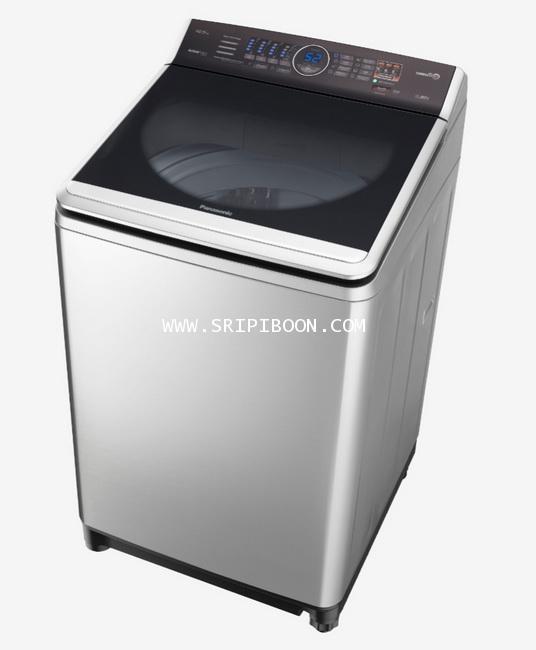 เครื่องซักผ้า PANASONIC พานาโซนิค NA-F125V5LRC ขนาด 12.5 กก. บริการจัดส่งถึงบ้าน!
