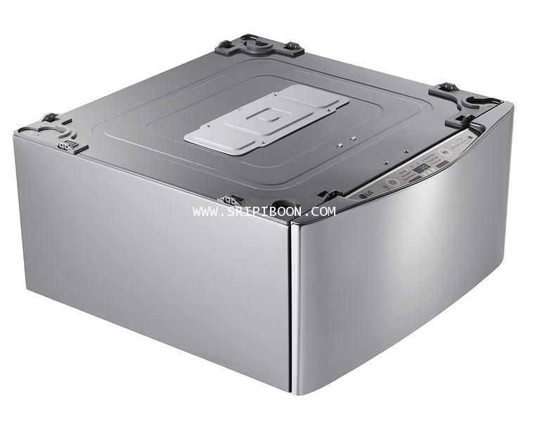 เครื่องซักผ้า LG แอลจี TWINWash™Mini เครื่องซักผ้าฝาบนดีไซน์ใหม่ รุ่น T2735NTWV