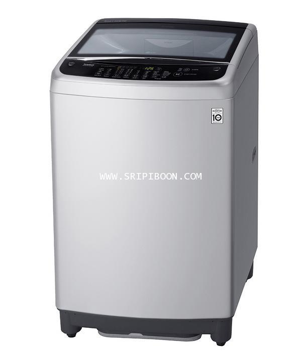 เครื่องซักผ้าหยอดเหรียญ LG  แอลจี T2309VSAM ขนาด 9  กก.  ( Smart Inverter) + กล่อง GREENPLUS