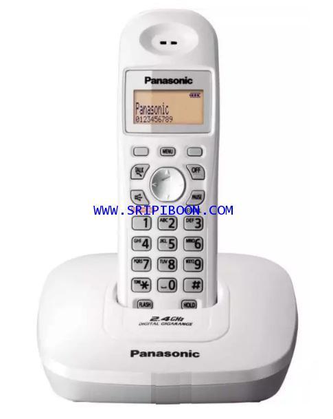 โทรศัพท์ PANASONIC พานาโซนิค KX-TG3611BX