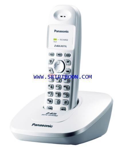 โทรศัพท์บ้าน PANASONIC พานาโซนิค KX-TG3600BX