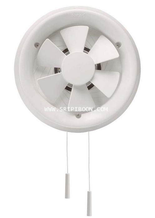 พัดลมดูดอากาศ ติดกระจก HATARI ฮาตาริ  HA-VG20M3(N)  ใบพัด 8 นิ้ว มีม่านปิด-เปิด