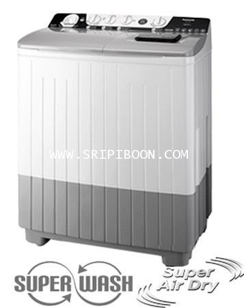 เครื่องซักผ้า PANASONIC พานาโซนิค NA-W1200EHRC ขนาด 12 กก. บริการจัดส่งถึงบ้าน!.ฟรี
