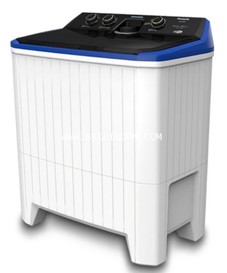 เครื่องซักผ้า PANASONIC พานาโซนิค NA-W100G1ARC ถังซัก 10 กก. ถังปั่น 8 กก.บริการจัดส่งถึงบ้าน!.ฟรี