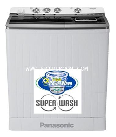 เครื่องซักผ้า PANASONIC พานาโซนิค NA-W1500T ขนาด 15 กก. บริการจัดส่งถึงบ้าน!.ฟรี