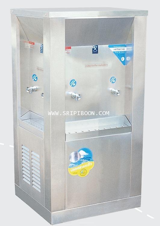 ตู้ทำน้ำเย็น แบบ 3 ด้าน 6 หัวก๊อก MAXCOOL แม็คคูล รุ่น OASIS OS-2  แบบรังผึ้ง A79XX