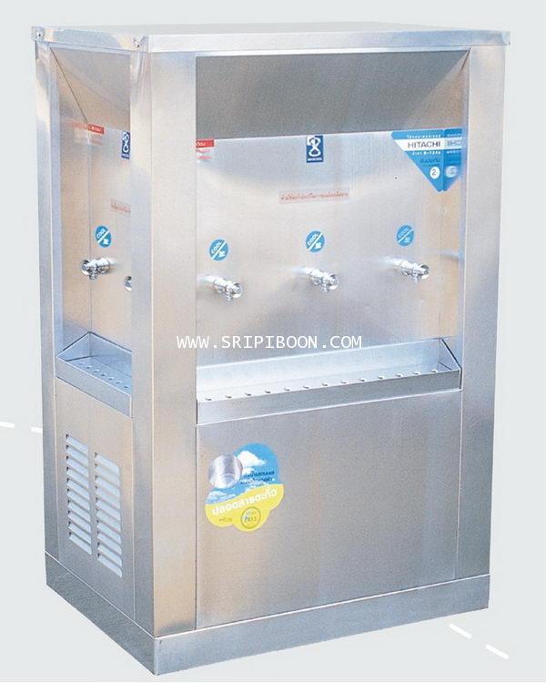 ตู้น้ำเย็น แบบ 3 ด้าน 7 หัวก๊อก MAXCOOL แม็คคูล รุ่น OASIS OS-3 แบบแผงรังผึ้ง A99XX
