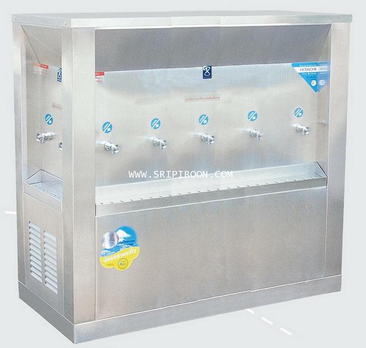ตู้น้ำเย็น แบบ 3 ด้าน 9 หัวก๊อก MAXCOOL แม็คคูล รุ่น OASIS OS-5 แบบแผงรังผึ้ง EU9XX
