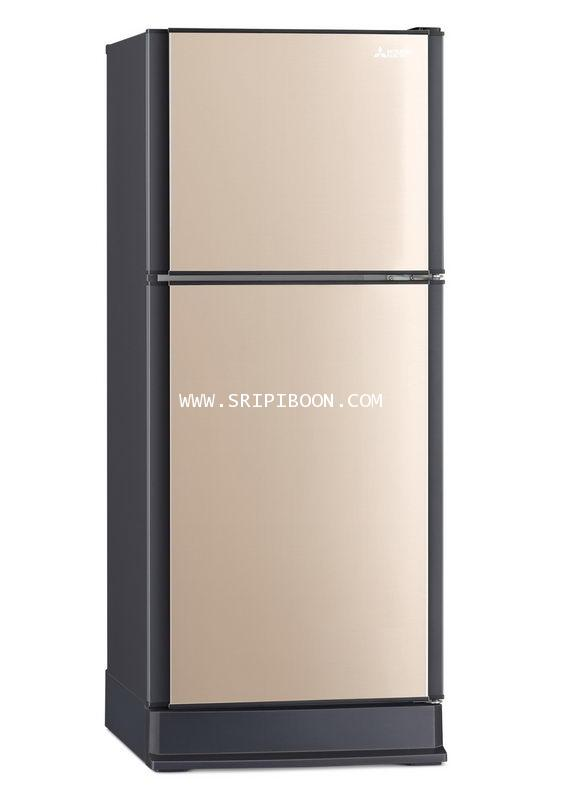 ตู้เย็น 2 ประตู MITSUBISHI มิตซูบิชิ MR-F21P ขนาด 6.4 คิว บริการจัดส่งถึงบ้าน!