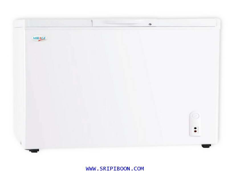ตู้แช่แข็ง MIRAGE มิลาจ รุ่น EC-423 ขนาด 15 คิว / 423 ลิตร บริการจัดส่งถึงบ้าน!.ฟรี