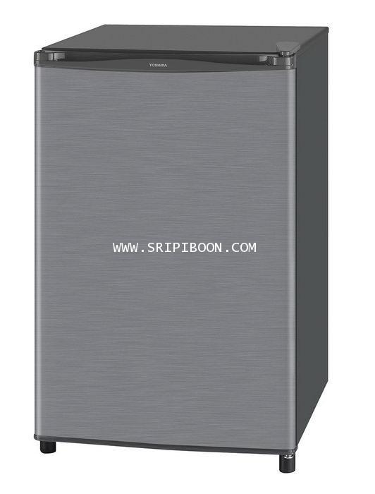 ตู้เย็น มินิบาร์ โตชิบ้า TOSHIBA รุ่น GR-A906Z (สีเงิน QST, สีดำ QBK) ตู้เย็นหอพัก-ห้องนอน - 3 คิว