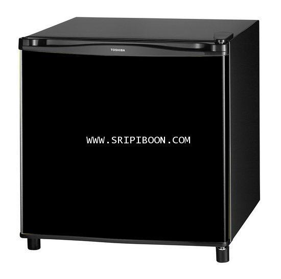 ตู้เย็น มินิบาร์ โตชิบ้า TOSHIBA  GR-A706C (BK สีดำ, QST สีเงิน) ตู้เย็นหอพัก-ห้องนอน ขนาด 1.7 คิว