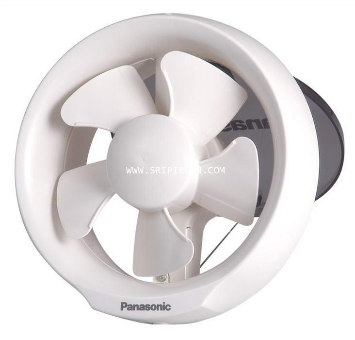 พัดลมดูดอากาศ รุ่น FV-15WUT4 ขนาด 6 นิ้ว PANASONIC พานาโซนิค  (ติดกระจก)