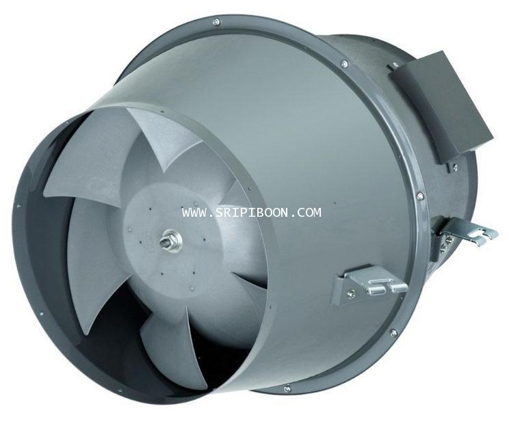 พัดลมระบายอากาศ ต่อท่อตรง PANASONIC พานาโซนิค FY-45DST2NET (Compact Axial)