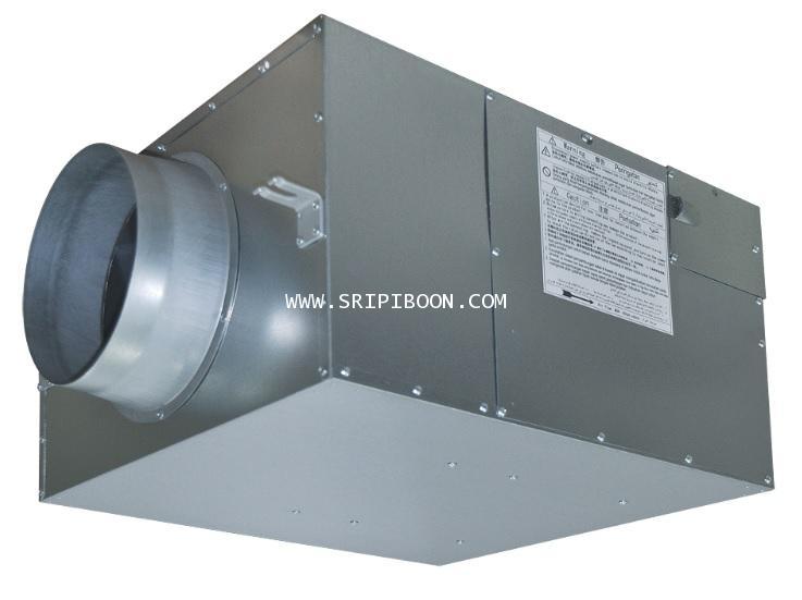 พัดลมระบายอากาศ PANASONIC พานาโซนิค FV-12NS3 (Low-Noise Type)