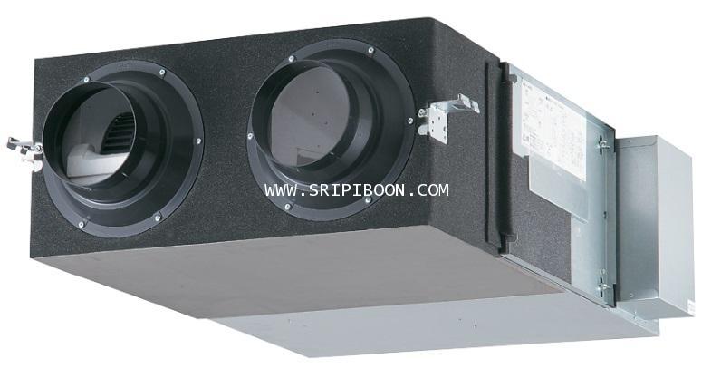 พัดลมระบายอากาศ PANASONIC พานาโซนิค FV-E50DZ1 (Energy Recovery Ventilator)