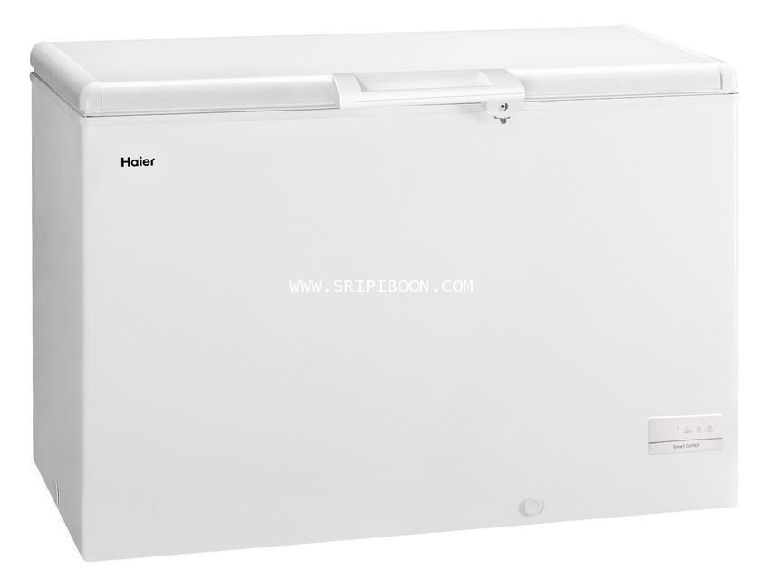 ตู้แช่ ; ตู้แช่แข็ง  HAIER ไฮเออร์ HCF428D ขนาด 13.3 คิว (Digital) จัดส่งด่วน!.ฟรี